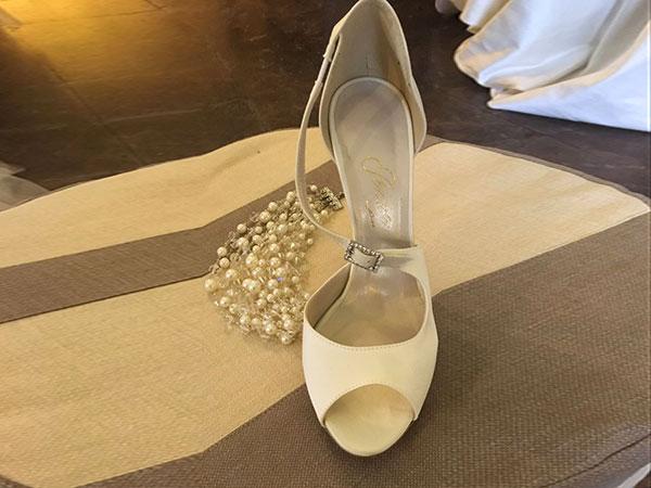L'Atelier Liselotte propone un incredibile 50% di sconto sulle scarpe da sposa fino al 31 luglio