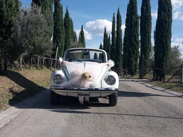 Il Maggiolone Cabrio