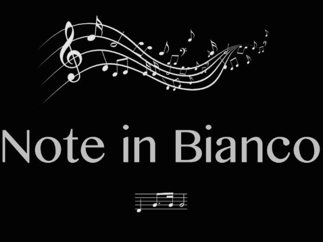 Le Note In Bianco