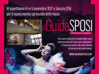 Guidasposi Evento Provincia Granda arriva a Saluzzo per gli sposi della provincia di Cuneo