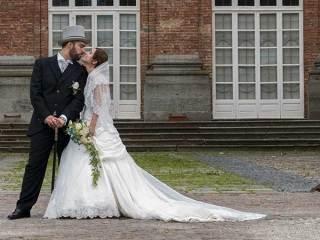 Scegliendo Omega Works per il vostro shooting di nozze il DVD con slideshow foto e due stampe omaggio