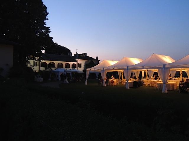 La location per matrimoni Villa Chiusano regala agli sposini la suite per la prima notte di nozze