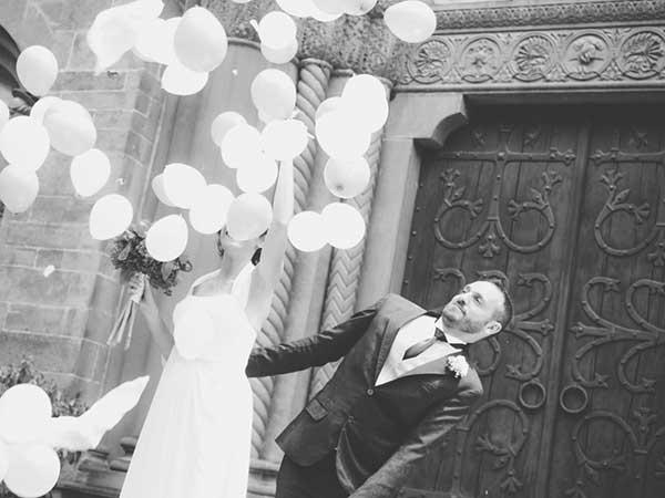Scegliendo Volavane per il vostro servizio fotografico di nozze in omaggio l'engagement shooting