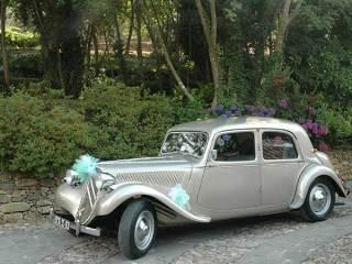 20% di sconto per gli sposi che noleggerano l'auto per il matrimonio da Auto d'Epoca di Chicca Sonia