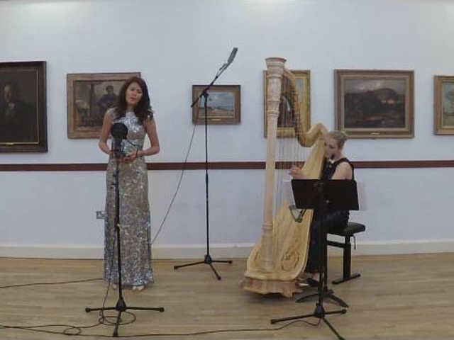 Sara, soprano per matrimoni