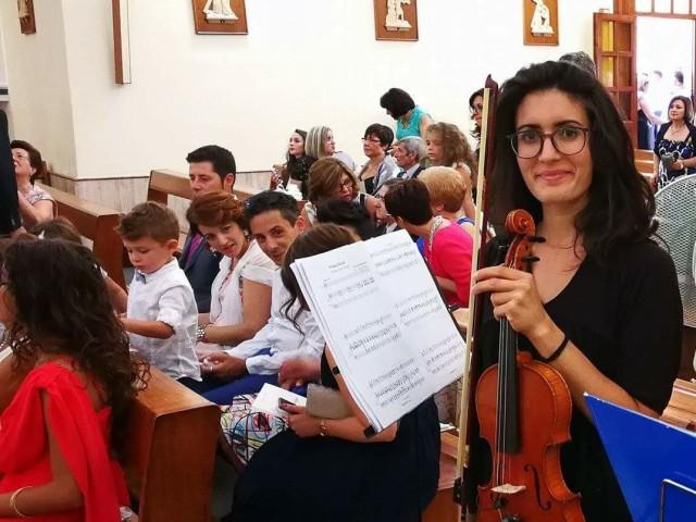 Violinista per Matrimoni