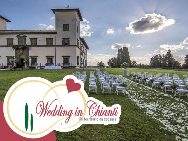 Wedding in Chianti vi aspetta il 30 settembre e il 1 ottobre alla Villa Le Corti di San Casciano