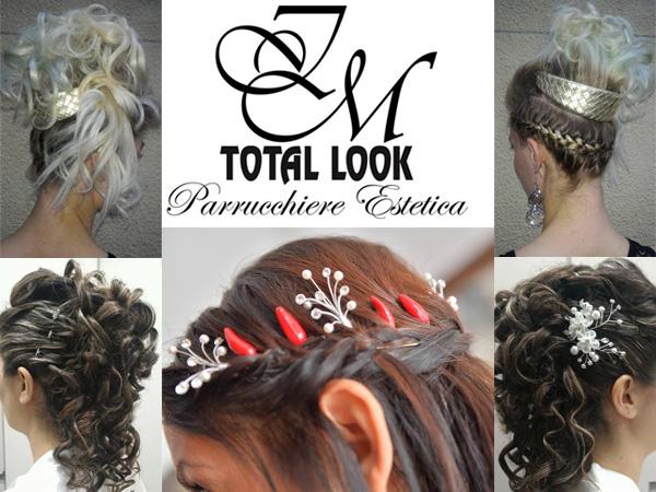 Scegliendo Total Look per il tuo giorno più bello in omaggio un massaggio viso o corpo per gli sposi