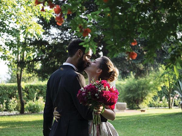 Con il servizio floreale completo per il matrimonio Stagni in Fiore offre un 10% di sconto