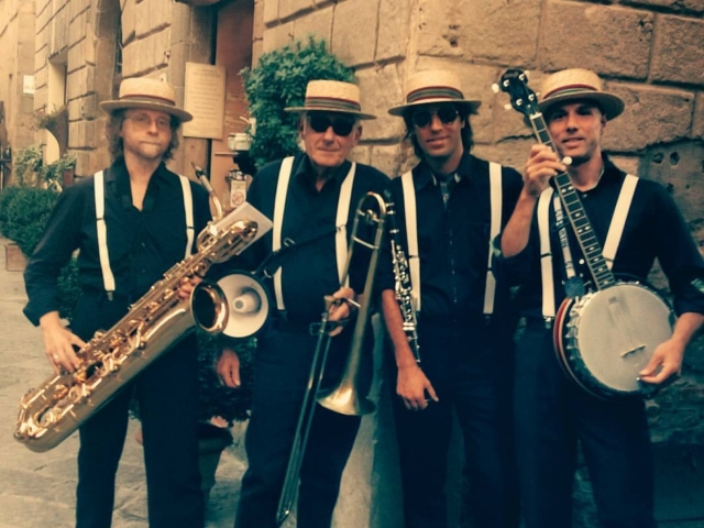 The Old Florence Dixie Band
