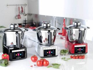 Il nuovo Magimix Cook Expert arriva da Ambrosino Collezioni Casa… una bella idea per la lista nozze!