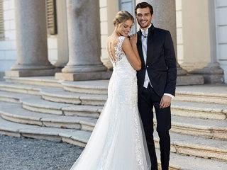 Le nuove collezioni di Carlo Pignatelli dedicate agli sposi sono disponibili in boutique!