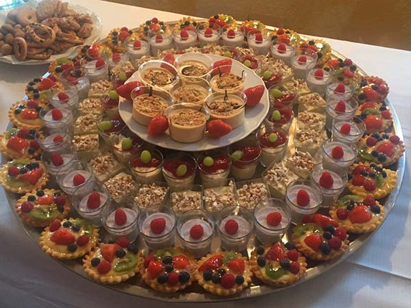 Scegliendo il catering di Il Banchetto per i matrimoni domenicali c\'è un vantaggioso sconto del 10%