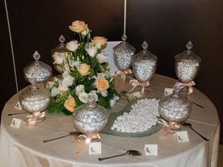 La confettata è in omaggio per chi sceglie Park Hotel Marinetta per i matrimoni infrasettimanali