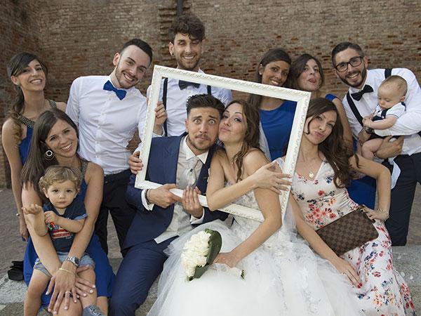 Un vantaggioso 10% di sconto è offerto da Foto d'Arte agli sposi che scelgono il servizio fotografico