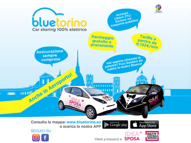 BlueTorino Car Sharing