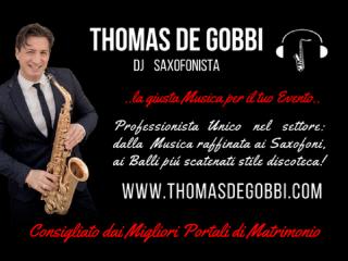 ' .  addslashes(Thomas De Gobbi Dj Sax) . '