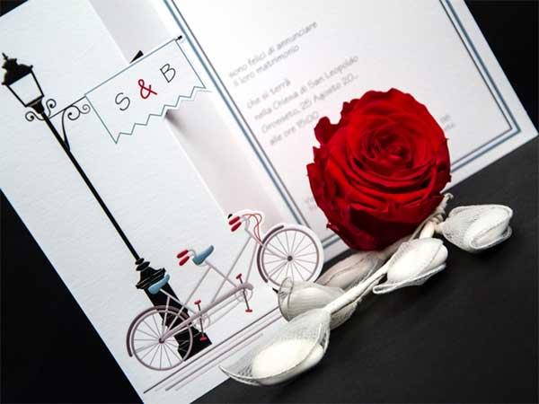 Partecipazioni di Nozze Online by Duograf offre agli sposi la possibilità di risparmiare usufruendo della sezione outlet