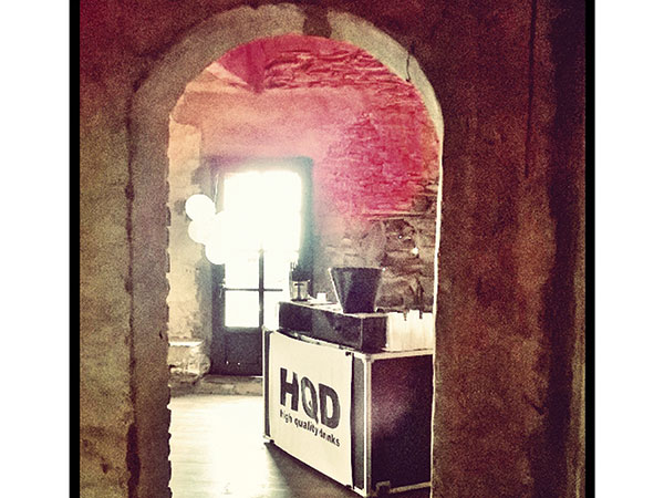 Open Bar HQD