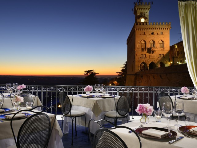 Grand Hotel San Marino & La Terrazza