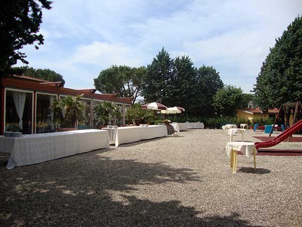Villa Ristorante 100 Palmi