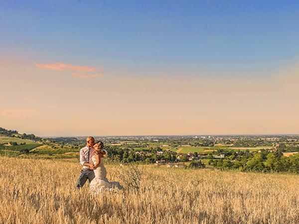 Sconto 20% sulle foto per i matrimoni di maggio e giugno è offerto agli sposi che sceglieranno D&G Photographers