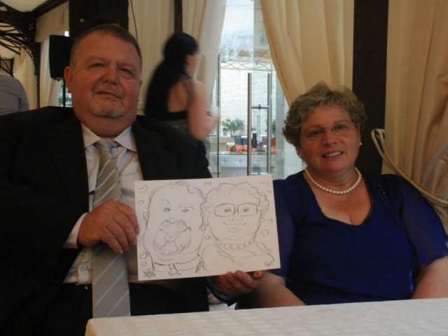 Terrygu Caricature
