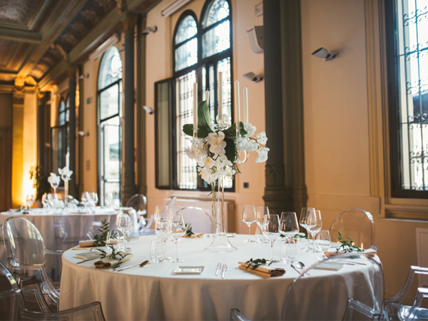 Per il vostro matrimonio di Giugno, Luglio e Agosto, la location ve la offre I Portici Hotel