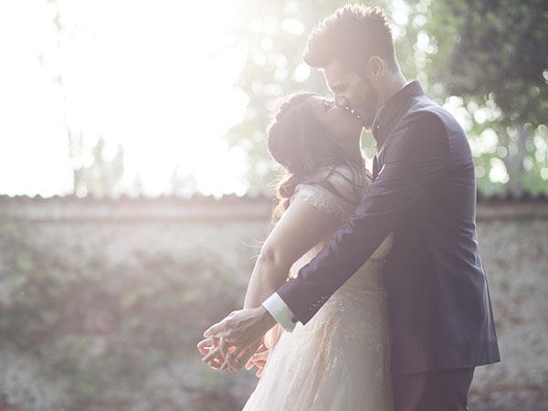 In omaggio lo shooting pre-matrimoniale agli sposi che scelgono il servizio foto-video di Grosso Silvio