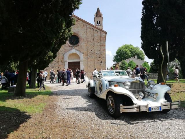 Autopal AUTO D\'EPOCA matrimoni&eventi