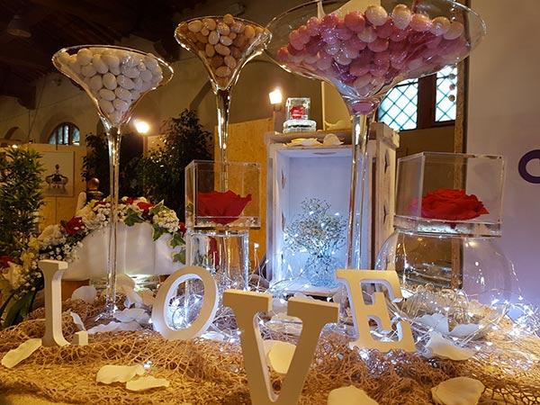 Scegliendo i fornitori indicati da Un Giorno Meraviglioso, tableau de mariage e confettata scontati