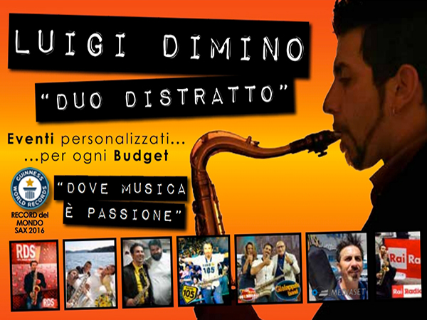 Duo Distratto - Luigi Dimino