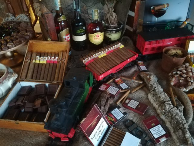 Angolo Cubano - Chocolatparty