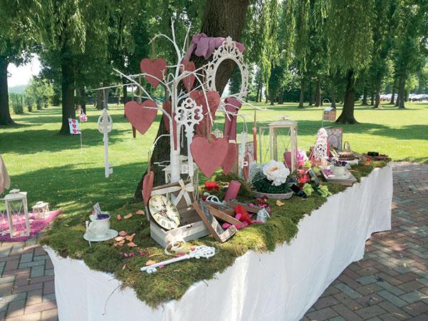 Evento Perfetto propone agli sposi che li sceglieranno per gli allestimenti floreali un interessante sconto su tutti gli acquisti per le nozze