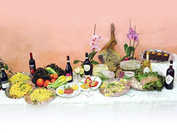 Degustazione del Menù gratuita per gli sposi e scontata per gli accompagnatori a Il Salice Catering