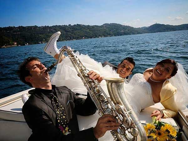 Il Duo Distratto – Luigi Dimino propone uno sconto sul vostro intrattenimento musicale di nozze in settimana