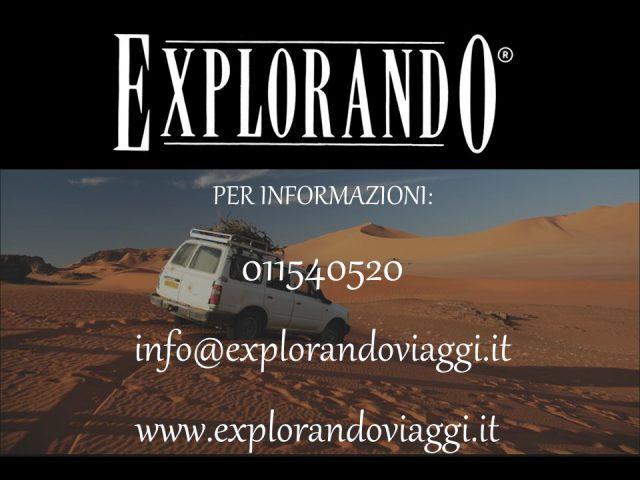 Explorando Tour Operator