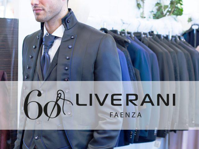 finest selection 5be2d 23279 Liverani 2000 - Abiti da sposo, LOOK E ABBIGLIAMENTO Faenza