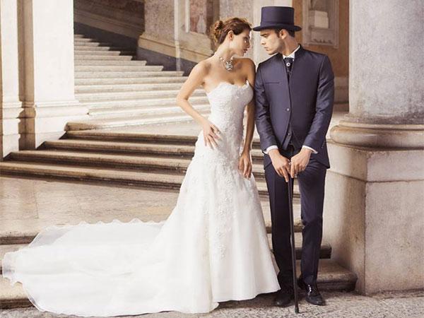 Vestiti Da Sposa 600 Euro.Eleganti E Favolosi Abiti Da Sposa A Partire Da Soli 600 Euro