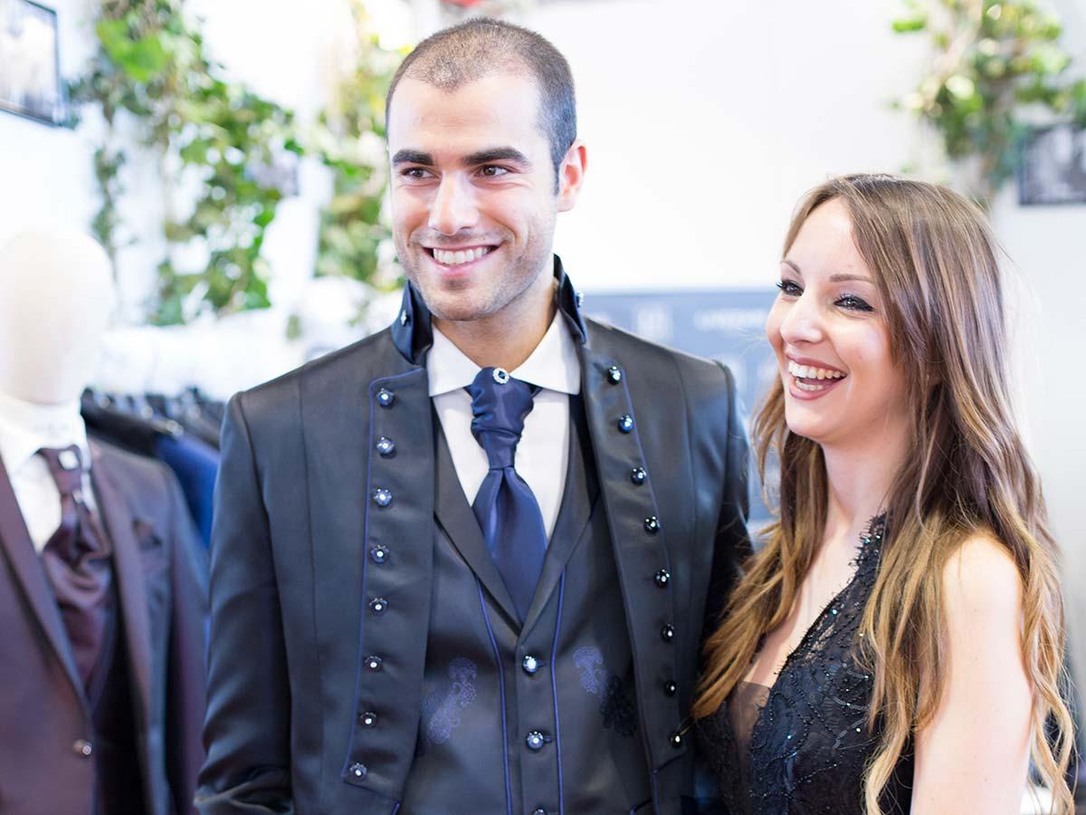 Liverani 2000 offre un vantaggioso sconto sull'abito da sposo e da cerimonia per chi lo acquista entro il 31 marzo