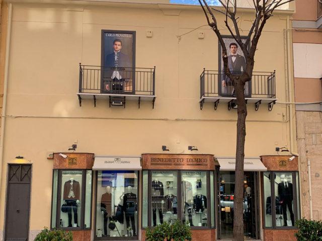 Benedetto D\'Amico Uomo - Sposo & Cerimonia
