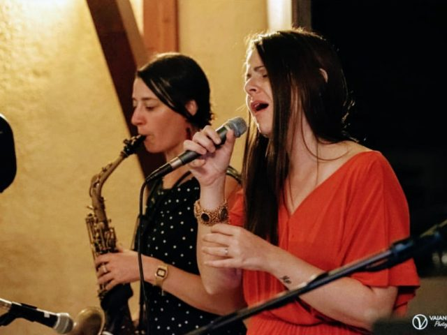 Eloisa Torrioni Jazz Trio