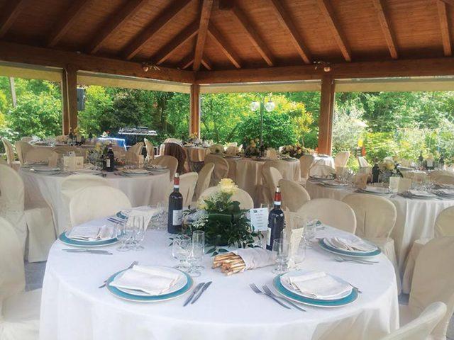 Scegliendo il ristorante Campana per il ricevimento avrete 100 euro di sconto valido per un acquisto minimo di 2000 euro