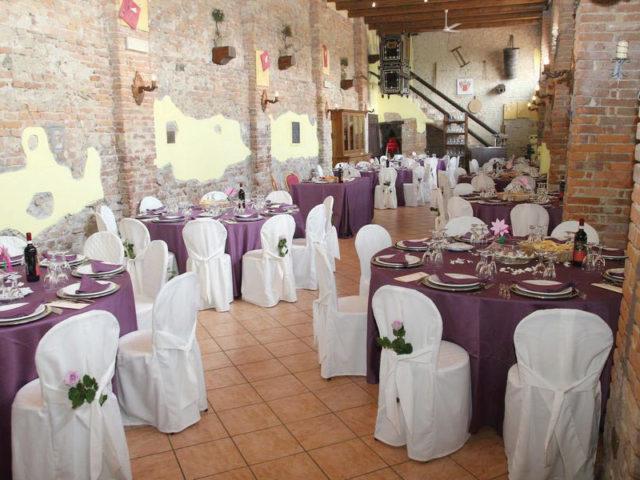 Il ristorante La Locanda dell\'Angelo offre ai futuri sposi che prenoteranno il loro banchetto nuziale la degustazione del menù