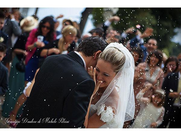 Scegli Immagini d\'Autore per il tuo servizio fotografico e avrai la Wedding box in omaggio
