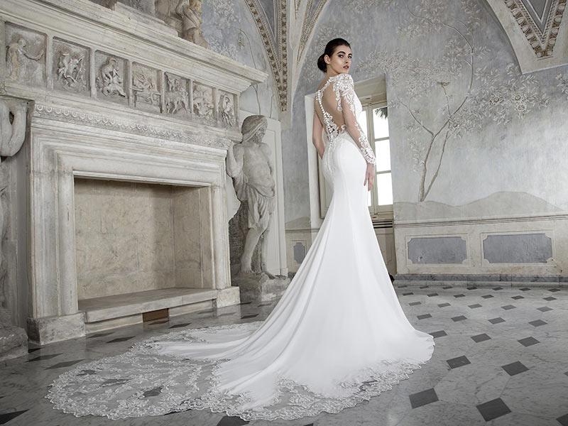 Non perdere il 30% di sconto che l\'atelier Calasfera applica sull\'acquisto dell\'abito da sposa prenotando nel weekend