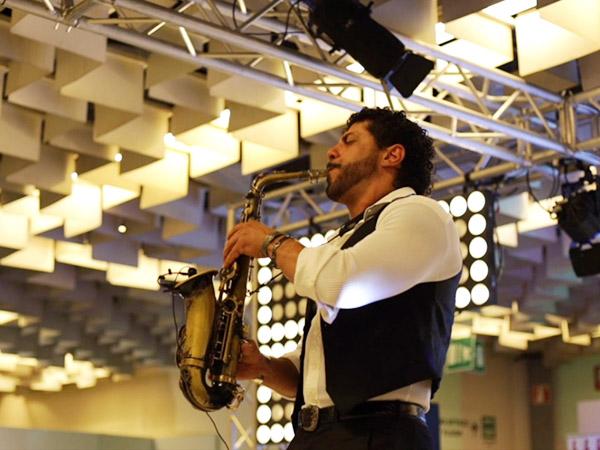 Stefano Gori Sax Live